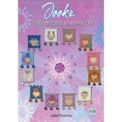Jookz sterrenbeelden wandhangers - Joke Postma - 1st