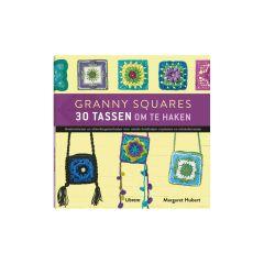 Granny squares 30 tassen om te haken - Margaret Hubert - 1st