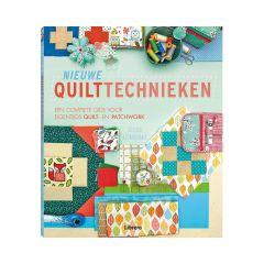 Nieuwe quilttechnieken - Jessica Alexandrakis - 1st