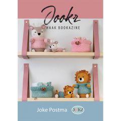 Jookz haak bookazine - Joke Postma - 1st