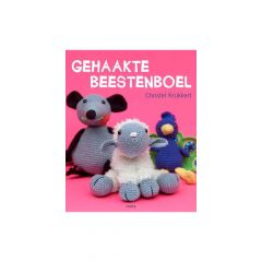 Gehaakte beestenboel - Christel Krukkert - 1st