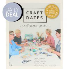 Craft dates - Petra, Lidy, Miriam en Bregje - 1st