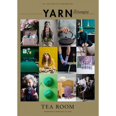 Scheepjes YARN Bookazine 8 Tea Room - 5st
