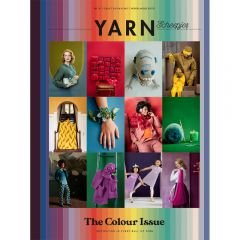 Scheepjes YARN Bookazine 10 The Colour Issue - 5st