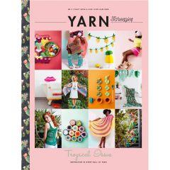 Scheepjes YARN Bookazine 3 The Tropical Issue - 5st