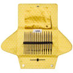 Addi Click verwisselb. naalden etui bamboe 3.50-8.00mm - 1st