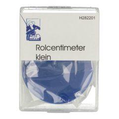 MMJZ Rolcentimeter klein blauw - 5st