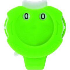 Clover Toerenteller groen - 3st