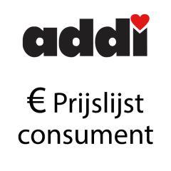 Addi Consumentenprijslijst - 1st