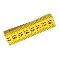 Centimeter Geel-Zwart - 12st