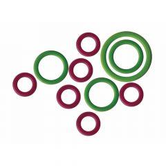 KnitPro Stitch Ring Markers - 3st