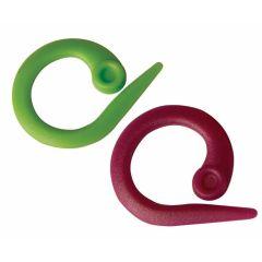 KnitPro Split Ring Markers - 3st