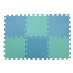KnitPro Lace blocking 9 mats 30x30x1cm - 1st