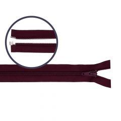 Spiraal rits deelbaar nylon 150cm - 5st