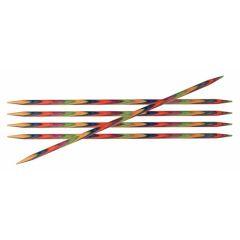 KnitPro Symfonie Sokkennaalden 15cm 2.00-8.00mm - 3st