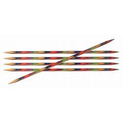 KnitPro Symfonie Sokkennaalden 10cm 2.00-4.00mm - 3st