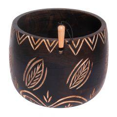 KnitPro Yarn bowl bladeren - 1st