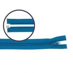 Spiraal rits deelbaar nylon 60cm - 5st