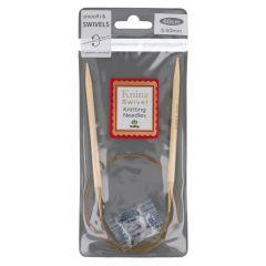 Tulip Knina Swivel rondbreinaald draaiend 60cm 3-12mm - 2st