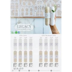 Scheepjes Legacy poster A2 formaat - 1st