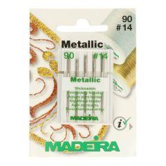 Madeira Machinenaald metallic no.90-14 - 5st