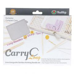 Tulip CarryC Long verwisselbare punten set bamboe - 1st