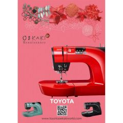 Toyota Winkelposter - 1st