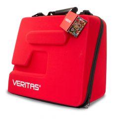 Veritas Naaimachine koffer 44x40x21,5cm rood - 1st
