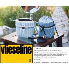 Vlieseline Proeflapje Style-Vil - 1st