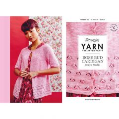 YARN The After Party nr.100 Rose Bud Cardigan - 20st