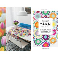 YARN The After Party no. 11 Garden Room Tablecloth - 20st
