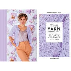 YARN The After Party nr.114 Blossom Cardigan - 20st