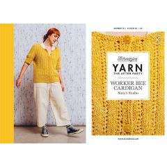 YARN The After Party nr.121 Worker Bee Cardigan - 20st