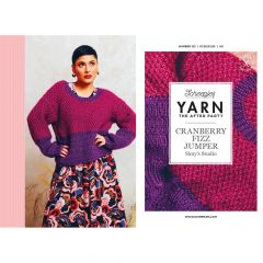 YARN The After Party nr.122 Cranberry Fizz Jumper - 20st