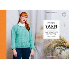 YARN The After Party nr.123 Bookworm Sweater - 20st