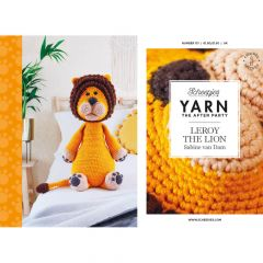 YARN The After Party nr.131 Leroy The Lion - 20st