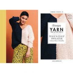 YARN The After Party nr.88 Half & Half Sweater - 20st