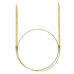 Addi Rondbreinaalden bamboe 80cm 2.50-12.00mm - 5st