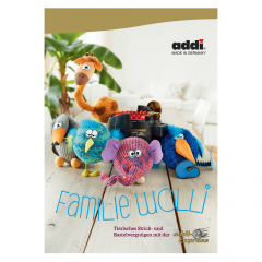 Addi Boek familie Wolli voor Addi Express Duits - 1st