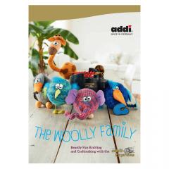 Addi Boek familie Wolli voor Addi Express Engels - 1st