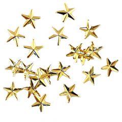 MMJZ Glamour ster goud 3,80 (20 op kaart) - 50 kaart