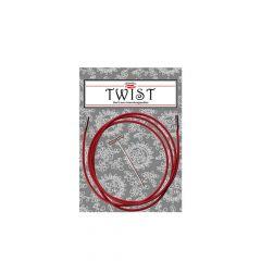 ChiaoGoo Twist Red kabels 93cm - 3st
