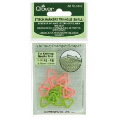Clover Stekenmarkeerders driehoek 3.75-5.00mm - 3st