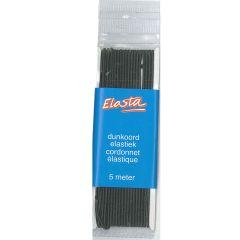 Elasta dun koord elastiek 1.5mm - 5m - 10st