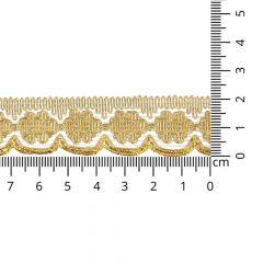 Goud galon 21mm - 16,4m