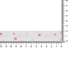 DMC Baby Stars biaisband grote sterren - 20m