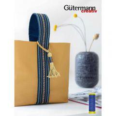 Gütermann Brochure deco stitch - 1st