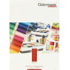 Gütermann Brochure display en sets - 1st