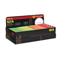 Gütermann Display box neon 72x100m - 1st