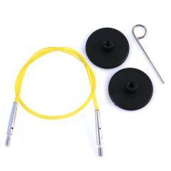 KnitPro Verwisselbare kabel voor rondbreinaald 40 - 100cm